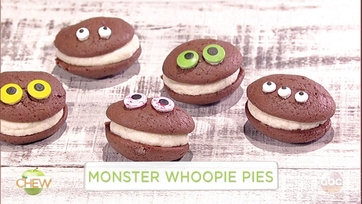 Monster Whoopie Pies: Part 1