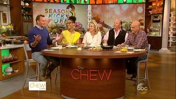 Chat N\' Chew: Season 3 Kick Off!