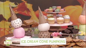 Carla\'s Pumpkin Patch on The Chew: Part 1