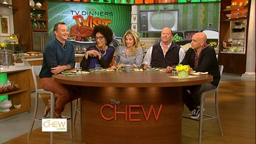 Chat N\' Chew: TV Dinners with A Twist