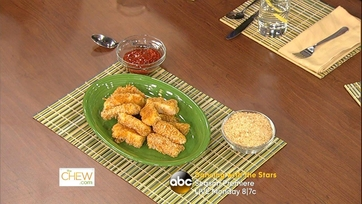 Daphne\'s Un-Fried Fish Sticks