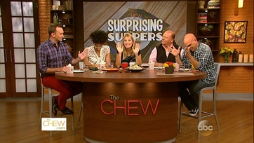 Chat N\' Chew: Surprising Suppers