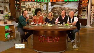 Chat N\' Chew: Vintage Dishes