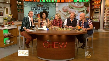 Chat N\' Chew: Chew to the Rescue!