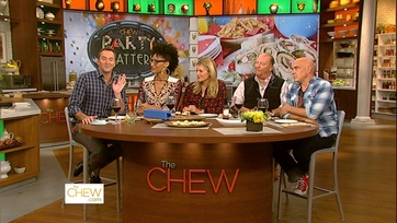Chat N\' Chew: Party Platters!