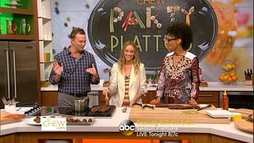 Kat Odell Gets Cooking - 2