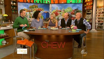 Chat N\' Chew: Veggie-Palooza