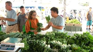 Michael\'s Farmers Market Risotto: Part 1