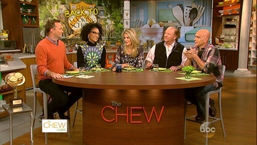 Chat N\' Chew: Back To Cooking School