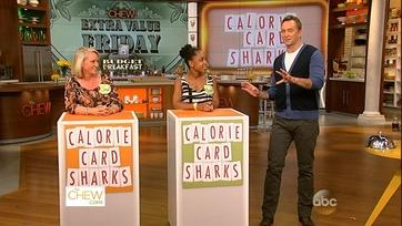 Clinton\'s Calorie Card Sharks!