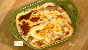 Michael\'s Leftover Crepe Lasagna: Part 1