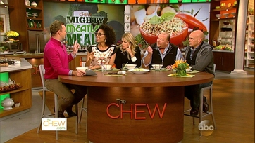 Chat N\' Chew: Mighty Meatless Meals