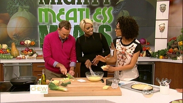 NeNe Leakes Heats Up The Kitchen - 1