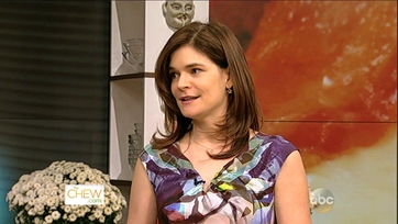 Betsy Brandt Heats Up The Kitchen - 1