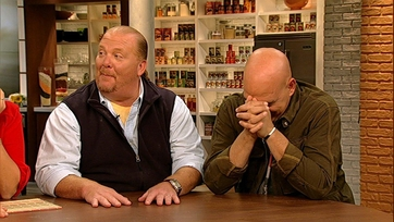 Last Bites: The Chew\'s Take on Facial Hair
