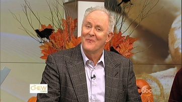 John Lithgow Gets Cooking: Part 2