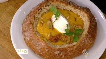 Michael\'s Butternut Squash Soup - 2