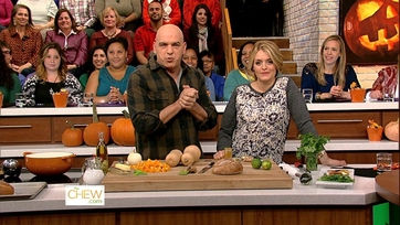 Michael\'s Butternut Squash Soup - 1