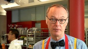 Chew Invades America\'s Test Kitchen