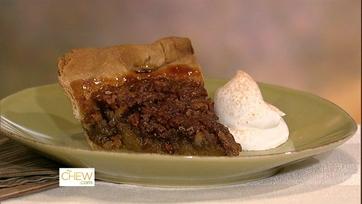 Carla\'s Pumpkin Pecan Pie Recipe