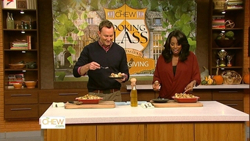 The Chef Contest and Clinton\'s Stuffing - 2