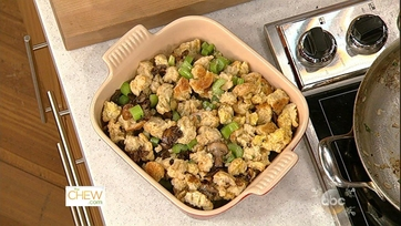 The Chef Contest and Clinton\'s Stuffing - 1