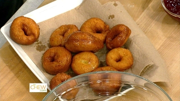 Mario\'s Potato Doughnuts Recipe - 2