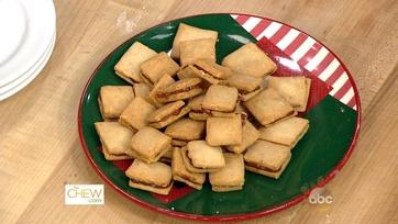 Carla\'s Marcona Almond Cookies
