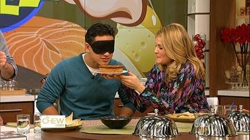 Mario Lopez Gets Cooking - 2