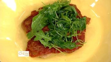 Michael\'s 5 in 5: Pork Saltimbocca
