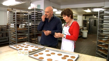 Michael Visits Tate\'s Cookies