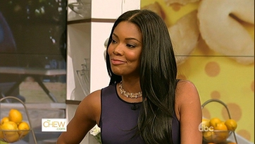 Gabrielle Union Gets Cooking - 1