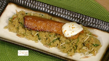 Roasted Butternut Squash with Quinoa - 1