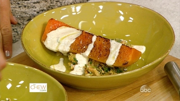 Roasted Butternut Squash with Quinoa - 2