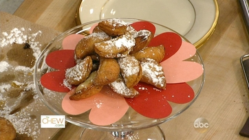 Chocolate Hazelnut Fritters - 2