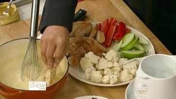 Cheese Fondue - 2