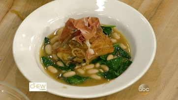 Chicken with White Beans & Spinach - 2