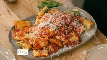Potato/Chives Tortelli All\'Arrabbiata: Part 2