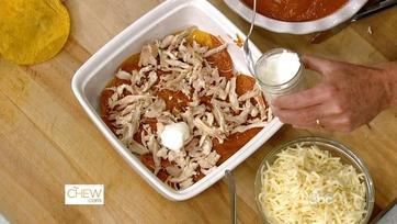 Casseroles: Cheese / Chicken Enchilada: Part 1