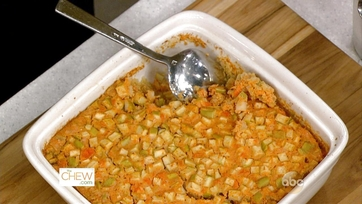 Sweet Potato & Apple Casserole