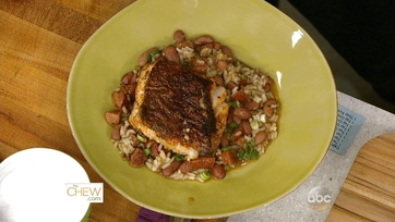 Red Snapper w/ Red Beans & Rice: Part 2