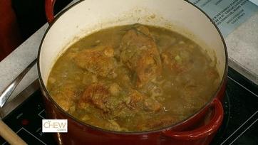 Braised Chicken with Leeks & Turnips: Part 2