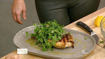 Grilled Chicken with Spring Salad: Part 2