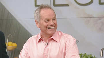 In the Hot Seat: Wolfgang Puck