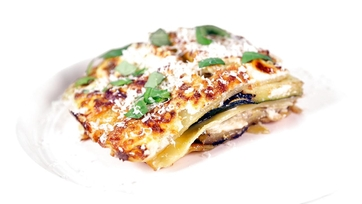 Vegetable Lasagna - 1