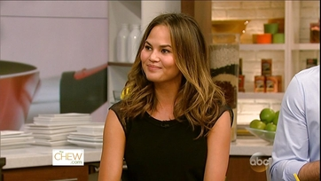 In the Hot Seat: Chrissy Teigen