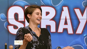 In the Hot Seat: Shailene Woodley