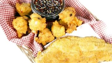 Fried Catfish & Hush Puppies: Part 1