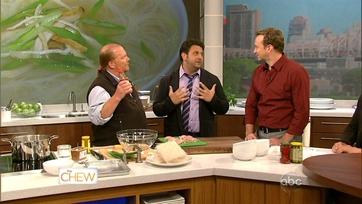 Adam Richman\'s Chicken Soup!