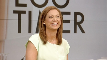 In the Hot Seat: Ginger Zee